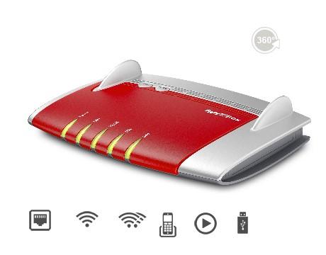 fritz Box 3390 V-DSL