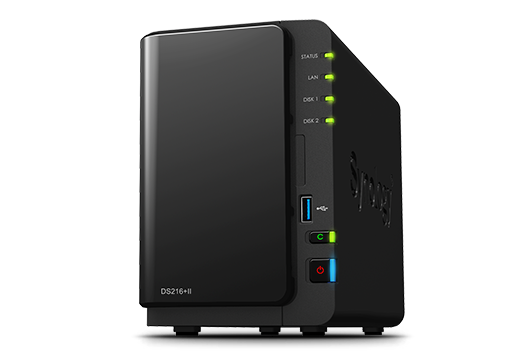 Synology NAS DS216+II