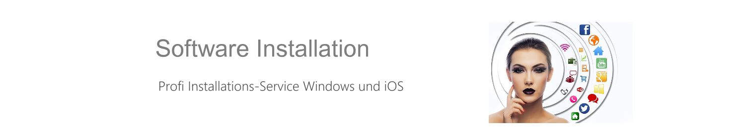 Profi Windows und iOS Installation