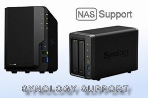 Synology Diskstation Support