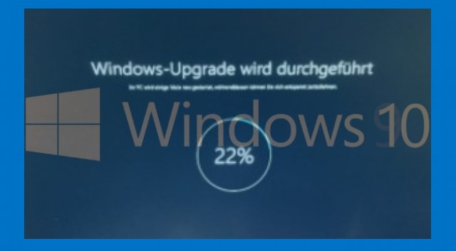 Windows 10 Upgrade zerschießt Computer