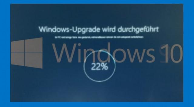 Windows 10 Upgrade zerschießt Computer