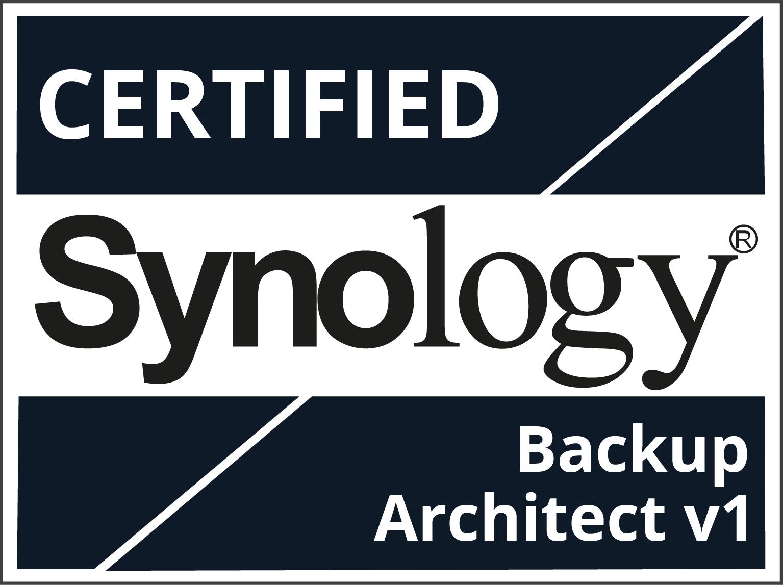 Synology Certified DSM Architekt