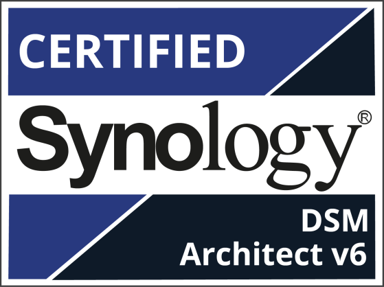 Synology Certified DSM Architekt